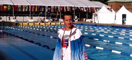 Viktor Keméty: Plavu všechny styly i bez rukou