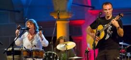 Benefiční koncert v Chrudimi: Bára Hrzánová a kapela Condurango