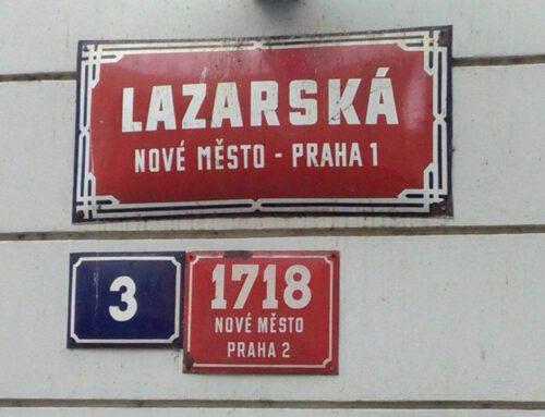 Happening Veřejné slyšení v Lazarské