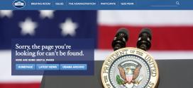 Jeden z prvních kroků Trumpovy vlády? Zrušit stránky o hendikepovaných.