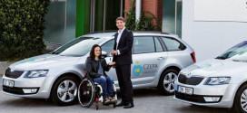 CZEPA nabízí náhradní auta pro vozíčkáře