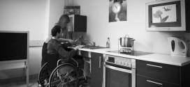 Volné místo pro vozíčkáře v pardubické nemocnici