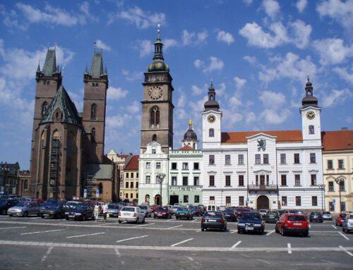 Hradec Králové dbá na hodnověrnou mapu bezbariérovosti