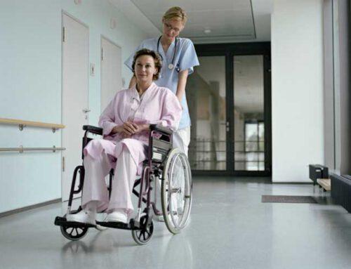 Anketa: Zdravotníci a vozíčkáři