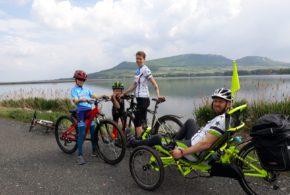 Výlet na kole? Rodina, radost, svoboda…