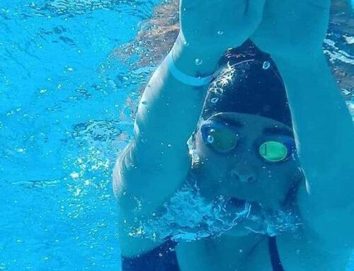 Příběhy, které povzbudí: Soňa a plavání
