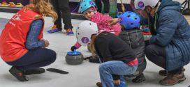Znáte curling? Teď si ho můžete zahrát i v Brně. Liga vozíčkářů je u toho