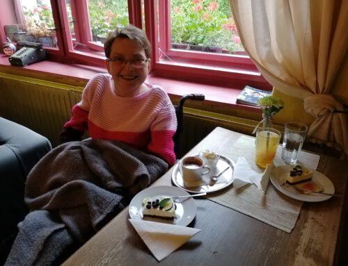 Roztroušená skleróza mi vstoupila do života, a tak s ní žiju, říká Martina Putnová